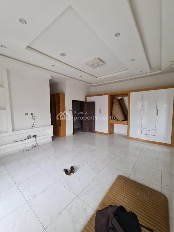 Luxury 4 Bedroom Semi Detached Duplex in a Secured Estate, Chevron, Idado, Lekki, Lagos, Semi-detached Duplex for Sale