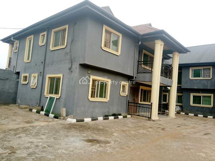 4 Bedroom Terrace Duplex, Opposit Crescendo Event Center, Off Mariam Babangiday Way, Asaba, Delta, Terraced Duplex for Sale