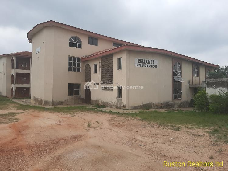 Commercial Property with Large Compound, Ibadan Polytechnic Road, Eleyele, Ibadan, Oyo, Commercial Property for Sale