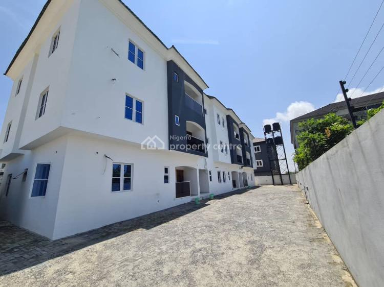 2 Bedroom All Rooms Ensuite Apartments, 2nd Toll Gate, Lekki, Lagos, Block of Flats for Sale