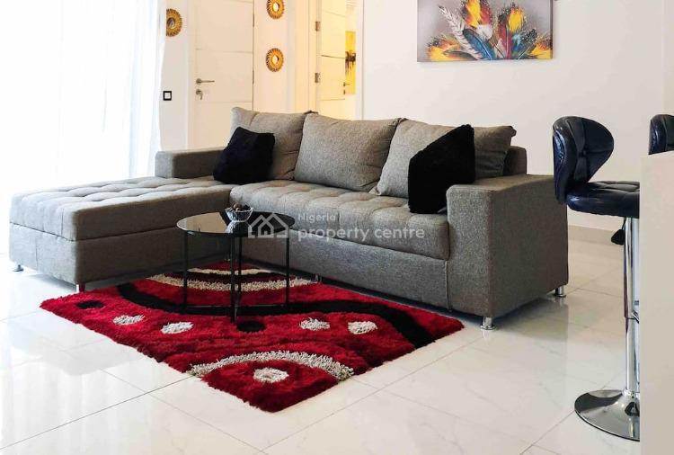 Modernistic 2 Bedroom Apartment with Terrace Lounge, Kunsela Road, Ikate Elegushi, Lekki, Lagos, Flat Short Let