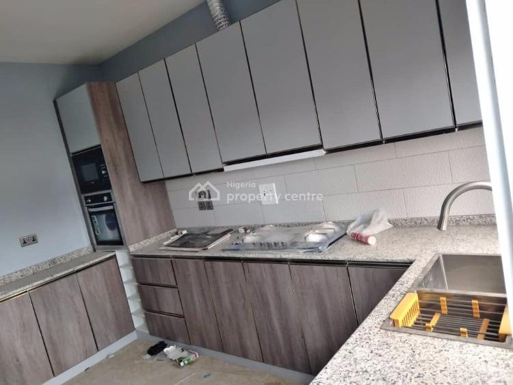 4 Bedrooms Semi Detached Duplex with Bq, Guzape District, Abuja, Semi-detached Duplex for Sale