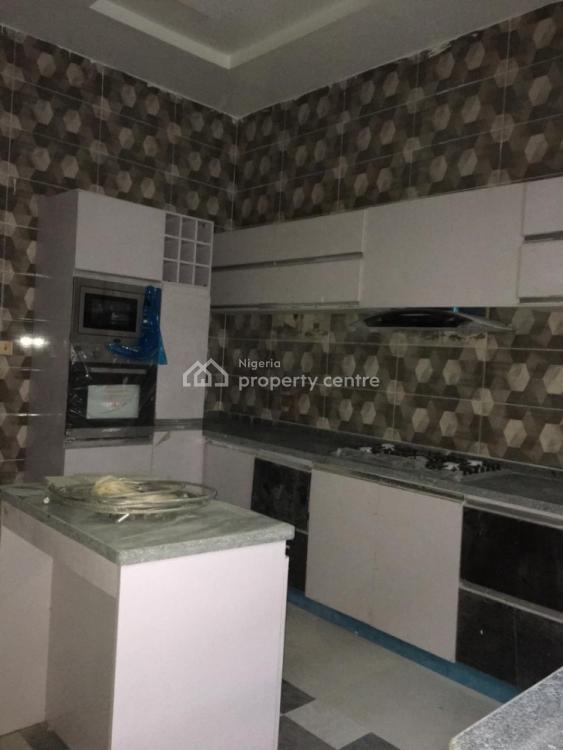 Newly Built 4 Bedroom Duplex  with Bq, 2nd Toll Gate, Lekki, Lagos, Detached Duplex for Sale