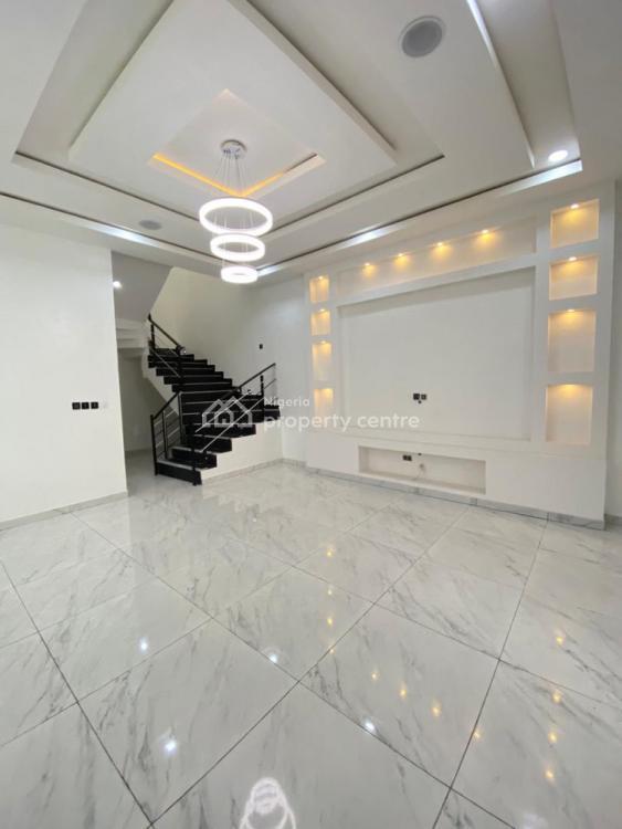 Luxury 4 Bedroom Detached Duplex with Bq, Osapa, Lekki, Lagos, Detached Duplex for Sale