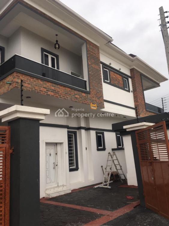 Newly Built 4 Bedroom Semi Detached Duplex with Bq., 2nd Toll Gate, Lekki, Lagos, Semi-detached Duplex for Sale