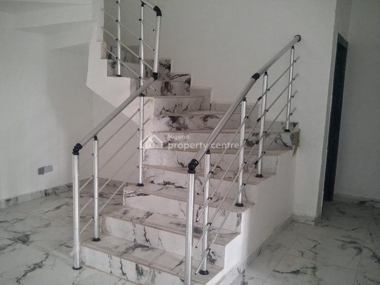 Brand New 5 Bedroom Detached Duplex with Boys Quarter, Idado, Lekki, Lagos, Detached Duplex for Sale