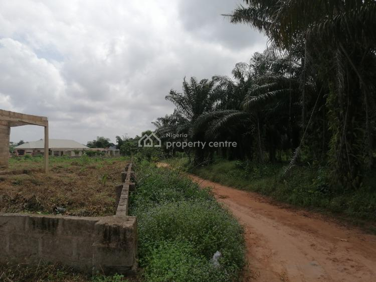 Landed Property Available in a Developing Area, Evbabogu Estate, Off Sapele Road, Benin, Oredo, Edo, Mixed-use Land for Sale