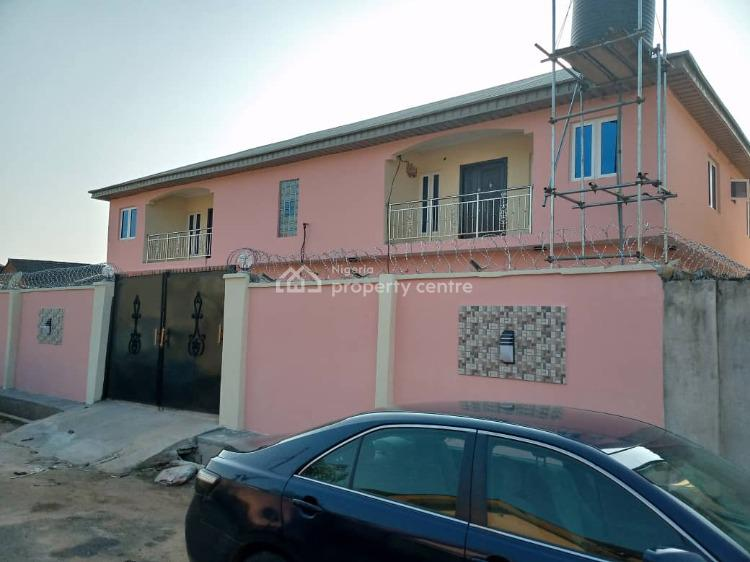 a Newly Built Block of Flats, Gemade Estate, Inside Gowon Estate, Egbeda, Alimosho, Lagos, Block of Flats for Sale