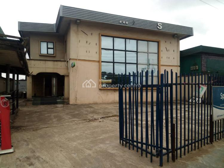 a Block of Flats, Ile Iwe Bus-stop Before Synagogue Church, Igando, Ikotun, Lagos, Office Space for Sale