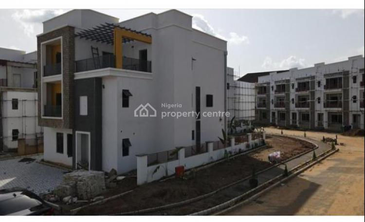 5 Bedroom Fully Detached with 1 Maids Room, Wuye, Abuja, Detached Duplex for Sale