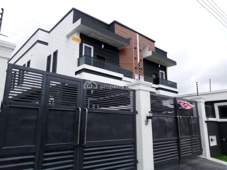 4 Bedroom Semi Detached Duplex, Ikota Villa Estate, Lekki Expressway, Lekki, Lagos, Semi-detached Duplex for Sale