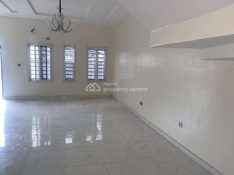 Luxury 4 Bedroom Semi Detached Duplex with a Bq, Oral Estate, Chevron Toll Gate, Lekki Phase 2, Lekki, Lagos, Semi-detached Duplex for Rent