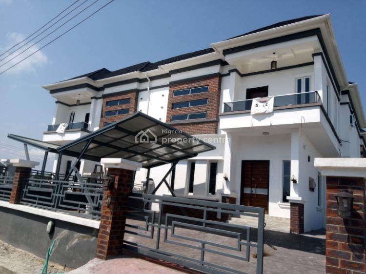 4 Bedroom Semi Detached Duplex, Ikota, Lekki Expressway, Lekki, Lagos, Semi-detached Duplex for Sale