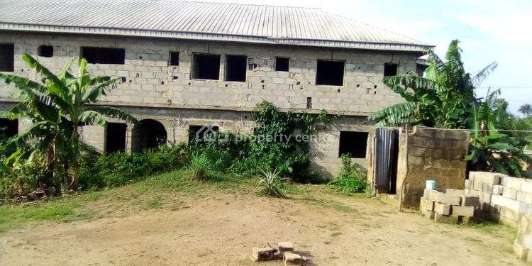 Uncompleted 20 Rooms Hotel, Idi Iroko Road, Owode, Obafemi Owode, Ogun, Hotel / Guest House for Sale