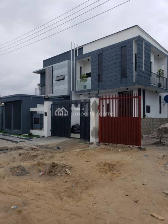Luxury 4 Bedrooms Semi Detached Duplex, Before 2nd Toll Gate, Orchid Hotel Road, Lafiaji, Lekki, Lagos, Semi-detached Duplex for Sale