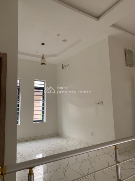 Luxury 4 Bedroom Semi Detached Duplex with a Bq, Oral Estate, Chevron Tollgate, Lekki Phase 2, Lekki, Lagos, Semi-detached Duplex for Rent