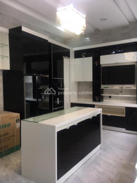 5 Bedrooms Fully Detached Duplex, Chevron, Lekki Expressway, Lekki, Lagos, House for Sale