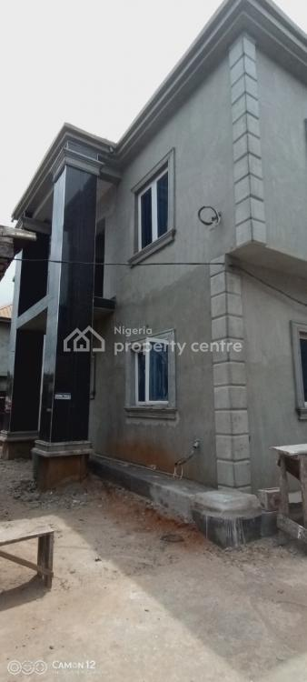 Tastefully Simple Brand New 2 Bedroom., Off Allidada By Tarred Road., Ago Palace, Isolo, Lagos, Flat for Rent
