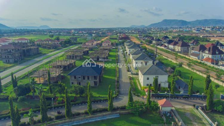 Ultra Modern 4 Bedroom Family Home, Life Camp, Abuja, Semi-detached Duplex for Sale