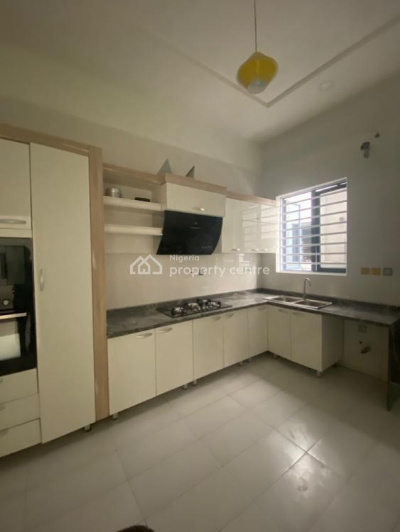Newly Built 4 Bedroom Semi Detached Duplex with Bq, By Lekki 2nd Toll Gate, Lekki, Lagos, Semi-detached Duplex for Sale