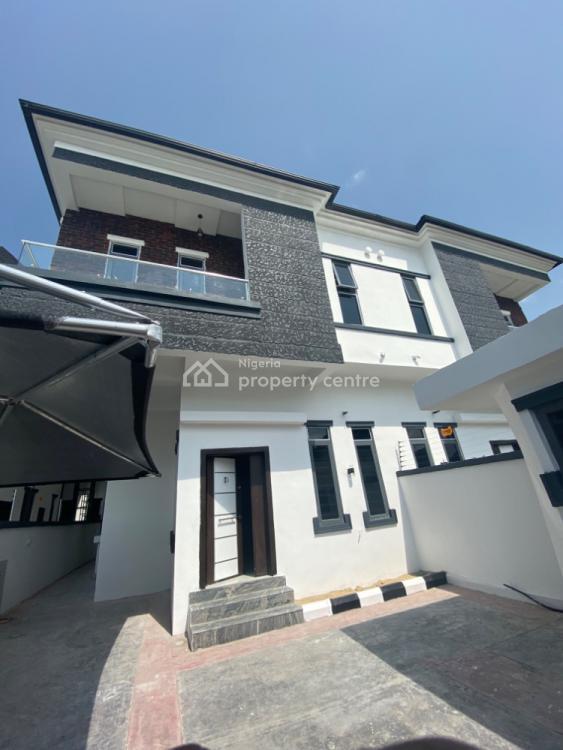 Brand New 4 Bedrooms Semi Detached Duplex with Bq, By Lekki 2nd Toll Gate, Lekki, Lagos, Semi-detached Duplex for Sale