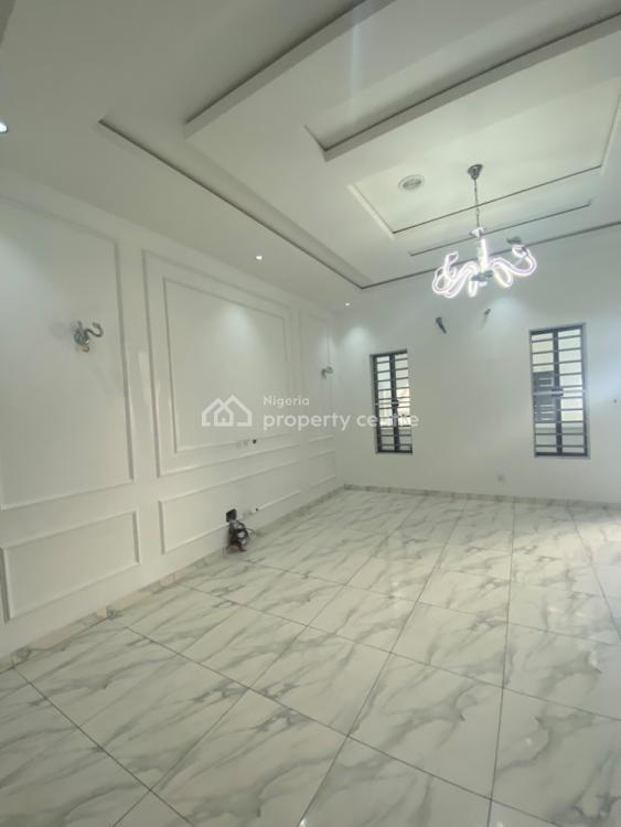 Brand New 4 Bedroom Semi Detached Duplex with Bq, By Lekki 2nd Toll Gate, Lekki, Lagos, Semi-detached Duplex for Sale