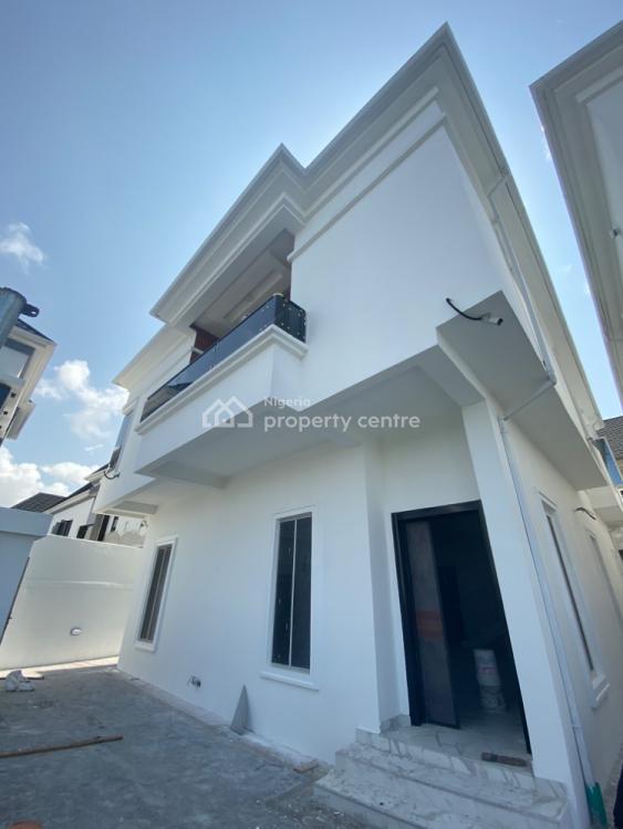 Newly Built 5 Bedroom Detached Duplex with Bq, By Lekki 2nd Toll Gate, Lekki, Lagos, Detached Duplex for Sale
