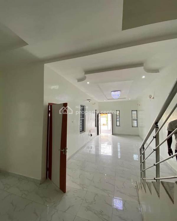 Beautiful 4 Bedrooms Semi-detached Duplex Plus Bq with a Modern Taste, Chevron, Lekki, Lagos, Semi-detached Duplex for Sale