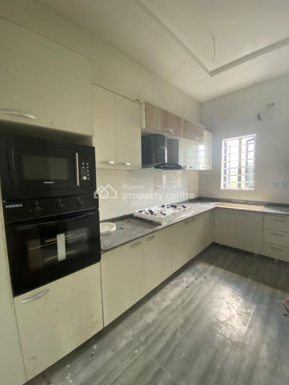 Newly Built 4 Bedroom Terrace Duplex with B.q, By 2nd Toll Gate, Lekki, Lagos, Terraced Duplex for Sale