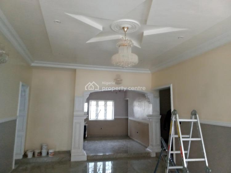 Luxury 3 Bedroom Bungalow with Bq, Queens Estate, Gwarinpa, Abuja, Detached Bungalow for Sale