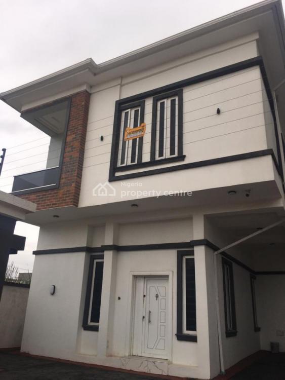 4 Bedroom Fully Detached Duplex, Chevron, Ikota, Lekki, Lagos, Detached Duplex for Sale