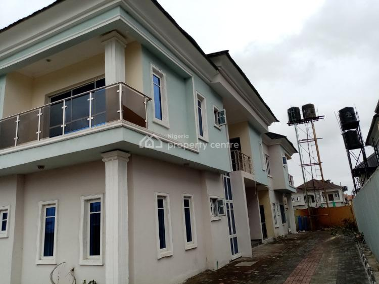 Well Maintained 2 Bedroom Flat., Opposite Crown Estate, Sangotedo, Ajah, Lagos, Flat for Rent