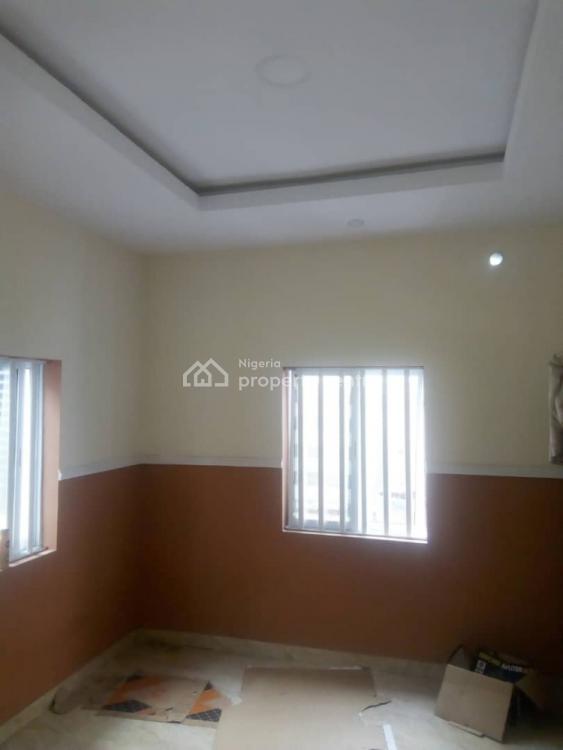 Lucrative Clean Mini Fat., Olive Estate, Ago Palace, Isolo, Lagos, Mini Flat for Rent