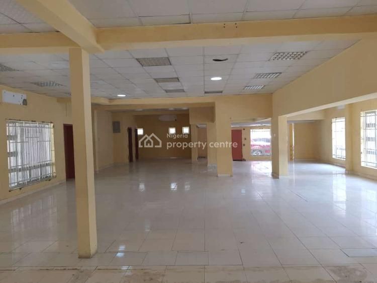 Detached Open Plan Office Space., Off Ajose Adeogun Street,, Victoria Island (vi), Lagos, Commercial Property for Rent