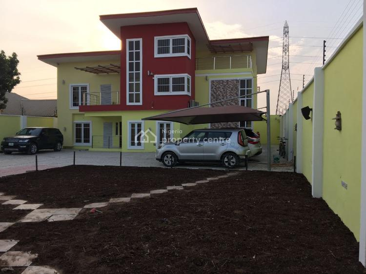 4 Bedroom Duplex with Bq, Magboro, Behinde Mfm H/q Lagos/ibadan Express, Ojodu, Lagos, Terraced Bungalow for Sale
