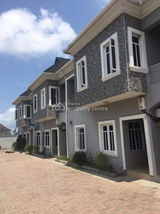Luxurious 4 Bedroom Terrace Duplex., 4 Diamond Gate Estate Estate Close to Abraham Adesanya Estate, Ajah, Lagos, Terraced Duplex for Rent