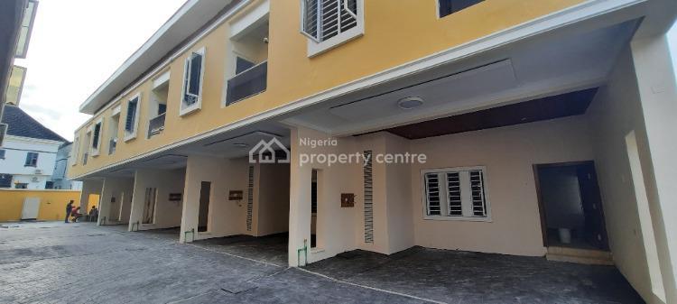 Luxury 4 Bedroom Terrace Duplex, Chevron Road, Lekki, Lagos, Terraced Duplex for Sale