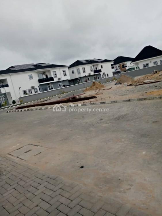 Brand New & Tastefully 4 Bedrooms Detached Duplex + B/q, Chevron, Conservation Route, Lekki, Lagos, Semi-detached Duplex for Sale