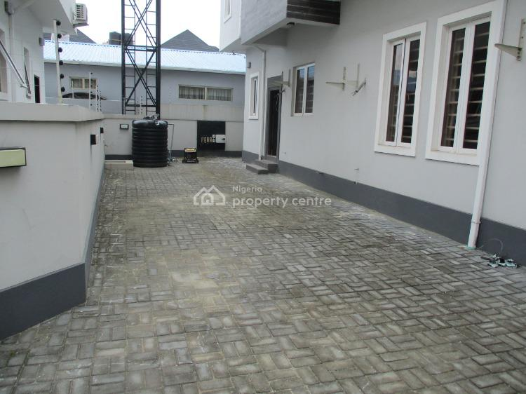 a Luxury 5 Bedroom Detached Duplex with 1 Bq, Ademola Eletu Way, Osapa, Lekki, Lagos, Detached Duplex for Sale