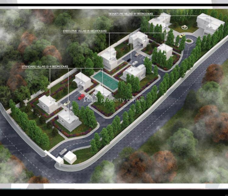 Luxury 5 Bedroom Smart Homes., Beside Signature House , El-amin School, Gurara Street, Maitama District, Abuja, Detached Duplex for Sale
