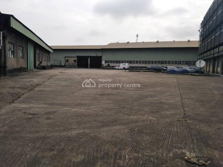 Industrial Complex with Admin Block Code Vbg, Agege Motor Road/ Vono Close, Challenge Bus Stop, Challenge, Mushin, Lagos, Factory for Sale