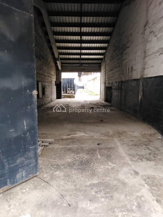Industrial Property Code Vbg, Creek Road, Apapa, Lagos, Warehouse for Sale