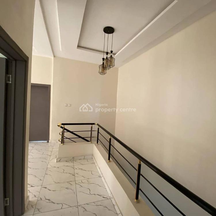 Spacious 4 Bedroom Semi Detached Duplex with Family Lounge, Chevron, Lekki Phase 2, Lekki, Lagos, Semi-detached Duplex for Sale