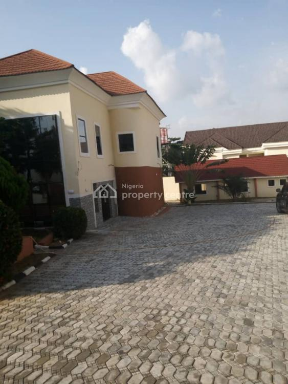 Exotic 5 Bedrooms Fully Detached Duplex with  2 Rooms Chalet,, Ministers Hills, Maitama District, Abuja, Detached Duplex for Rent