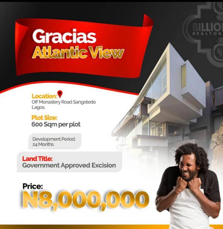 Residential Land, Ajah, Lagos, Land for Sale