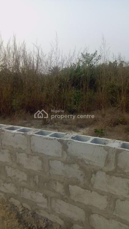 Distress  2 Plots, Temitope Community,elerangbe,lakers Park. Once, Eleranigbe, Ibeju Lekki, Lagos, Residential Land for Sale