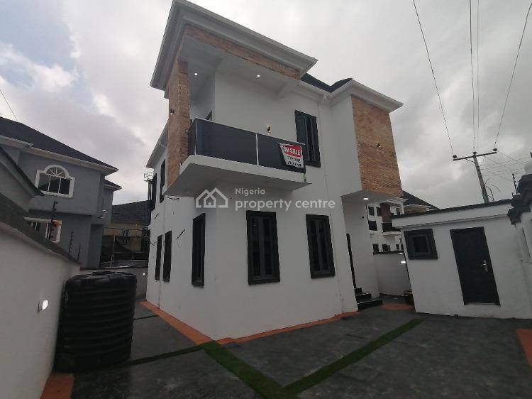Beautiful New Property, Ikota, Lekki, Lagos, Detached Duplex for Sale