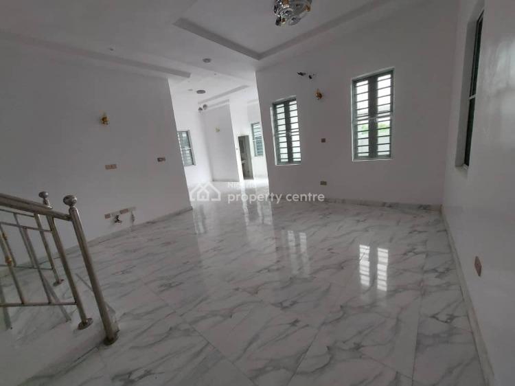 Luxury Fully Detached 4 Bedroom Duplex with Modern Amenities, Chervon, Lekki, Lagos, Detached Duplex for Sale