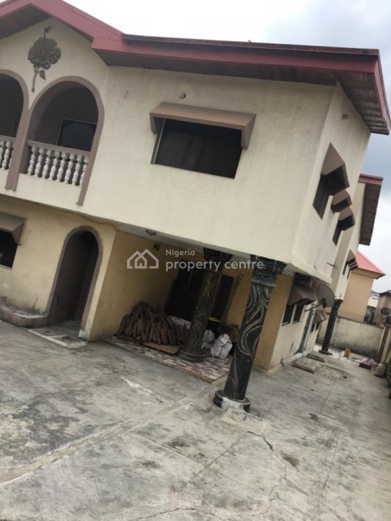 Sweet 3 Bedroom Duplex., Off Bashiru Shittu., Gra, Magodo, Lagos, Semi-detached Duplex for Rent