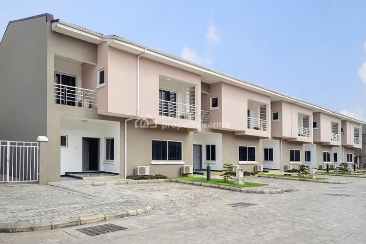 4 Bedroom Semi- Detached Houses, Earls Courts, Ikate, Lekki, Lagos, Semi-detached Duplex for Sale